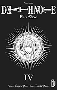 Death Note Black Edition Tome 4