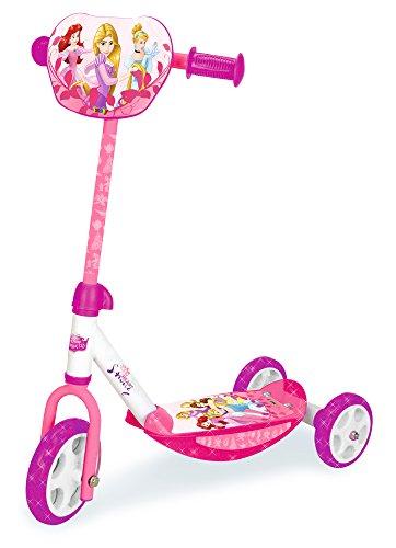Smoby 750142 - Disney Princess Roller, 3 Räder (Für Roller Princess Kinder)