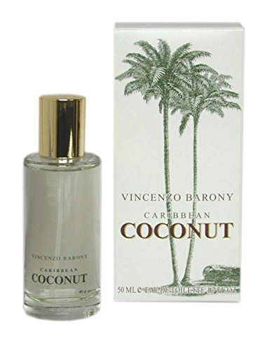 Vincenzo Barony Village vincenzo barony coconut edt 50ml