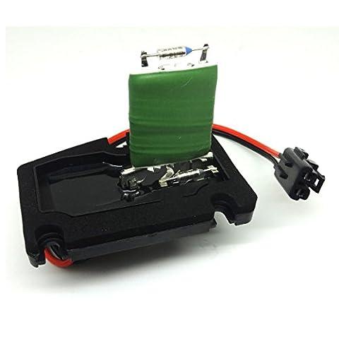 Heater Blower Motor Resistor For Buick Chevrolet Pontiac - 89019101 1997 98 99 2000 01 02 05 Buick Century 89019101,973-000