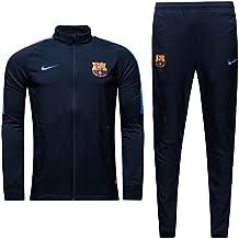 Nike FCB M NK Dry TRK Suit SQD W - Chándal FC Barcelona para hombre, color azul, talla 2XL
