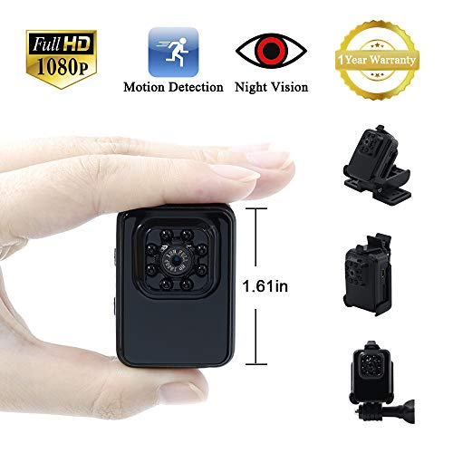 Flasche Mini Kamera 1080P HD Tragbare Überwachungskamera LXMIMI Tragbare Kleine Kunststoff Trinkwasser Überwachung Kamera