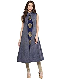 551df773aae Denim Women s Kurtas   Kurtis  Buy Denim Women s Kurtas   Kurtis ...
