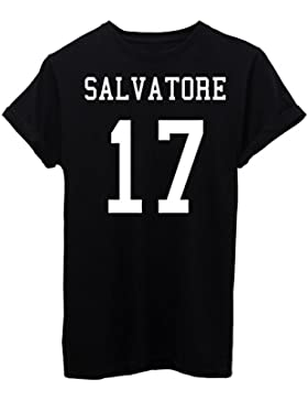 T-Shirt SALVATORE 17 - SERIE TV - by iMage