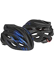 Powerslide Helm Fitness Pro Man - Casco de skateboarding, color Azul, talla L/XL