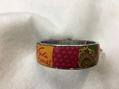 Viva Beads Clay Magnet-Armreif - Erdbeer-Pfirsich 49553