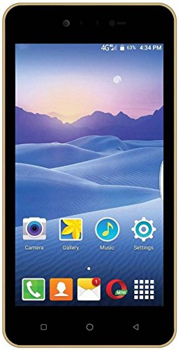 SANSUI S74 (DUAL 4G VoLTE, 2GB RAM, 16GB ROM, 5.0' IPS DISPLAY, DUAL WHAT'S APP)