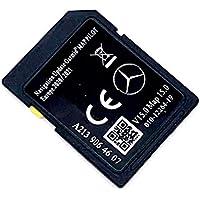 Tarjeta SD 2020/2021 para Mercedes-Benz Garmin Map Pilot SD Card V14 2020/2021 Cover All Europe, A2139064507