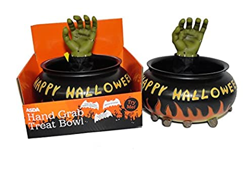 Closeout Halloween Candy Bowl ONLY - NO Guarantee - As Is by Sunstar Industries