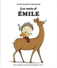 Les mots d'Emile