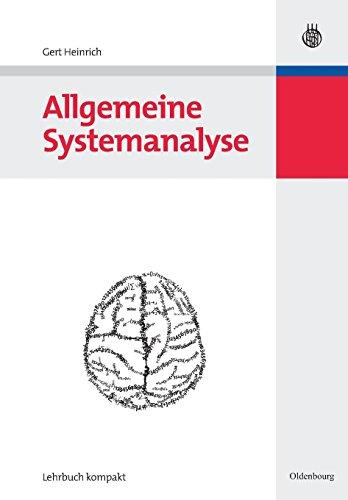 Allgemeine Systemanalyse (Wirtschaftsinformatik kompakt)