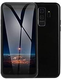 Teléfono móvil, 5.0 Pulgadas Dual HD cámara Smartphone Android 6.0 WiFi GPS 3G IPS Pantalla