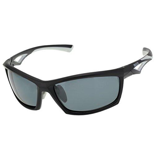 Duco polarizzato occhiali da sole per la pesca in bicicletta golf outdoor sport occhiali da sole tonalità per le donne e gli uomini infrangibili tr 90 telaio 6211