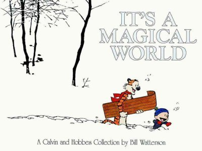 (It's a Magical World) By Watterson, Bill (Author) Paperback on 01-Sep-1996