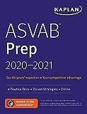 ASVAB Prep 2020-2021: 4 Practice Tests + Proven Strategies + Online (Kaplan Test Prep) (English Edition)