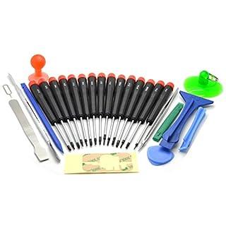 ACENIX® 27 in 1 Opening Repair Screwdriver Kit for iPhone 4,4s,5 ,5s , iPad 1, 2, 3 , 4