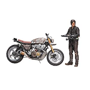 Walking Dead Daryl Dixon with New Bike Action Figure by Unknown 4