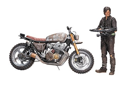 Walking Dead Daryl Dixon with New Bike Action Figure by Unknown 1