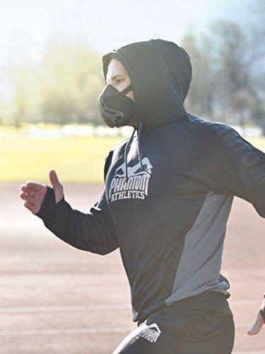 Phantom Athletics Erwachsene Training Mask Trainingsmaske - 5