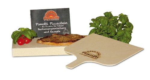 Pimotti Pizzastein – 4 cm Dicke - 2