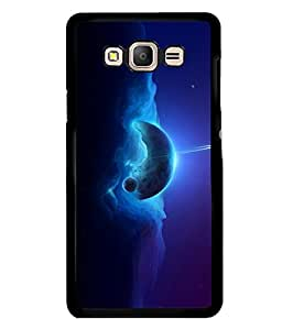 printtech Space Fantasy Planet Back Case Cover for Samsung Galaxy On7 Pro :: Samsung Galaxy On7