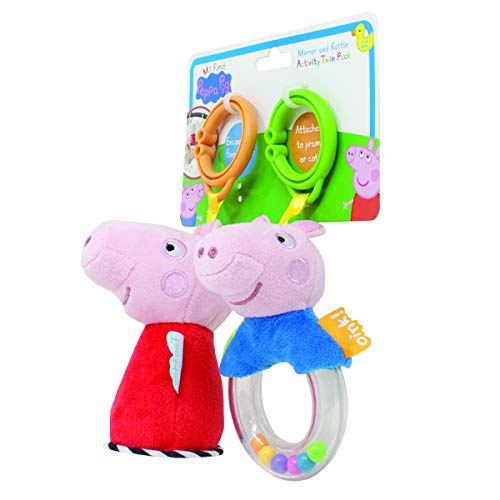My First Peppa Pig Actividad Twin Pack