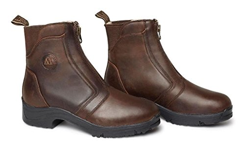 Mountain Horse Snowy River Bottes Paddock Marron marron