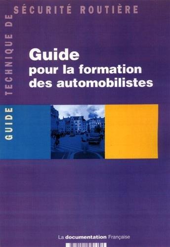 Guide pour la formation des automobilistes