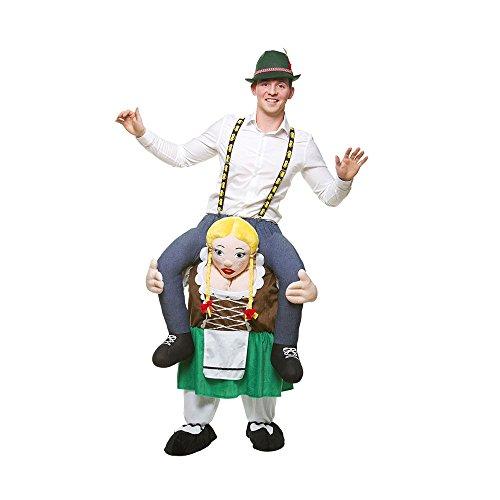 Oktoberfest/Bavarian Girl
