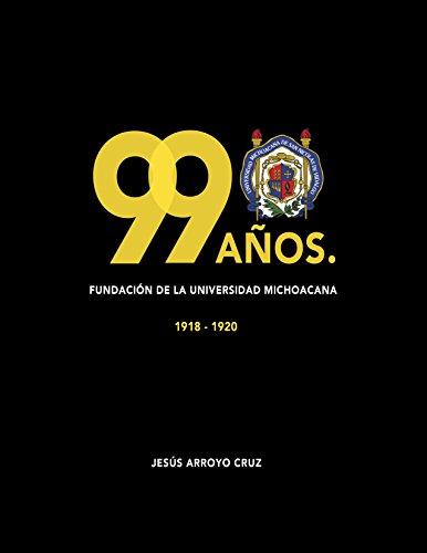 Descargar Libro Fundación de la Universidad Michoacana 1918-1920 de Jesús Arroyo Cruz