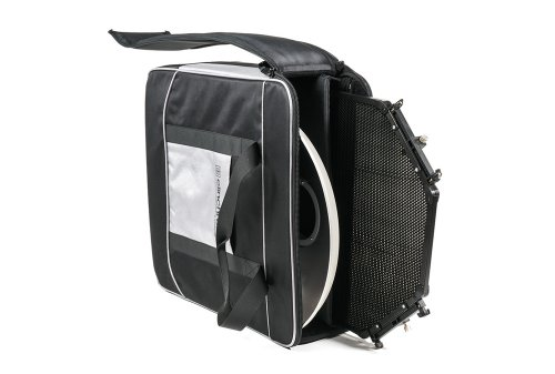 Elinchrom Reflector Softlite 44cm (17'') White + Grid + Case Kit [26900] Grid Reflector Kit