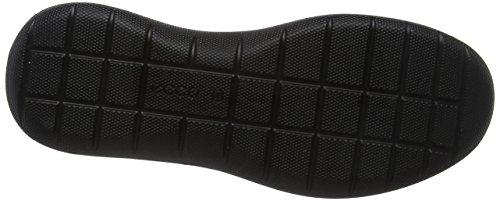 Ecco Damen Soft 5 Derbys Schwarz (Black)