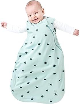 Woolino Baby-Schlaf Tasche 4 Jah