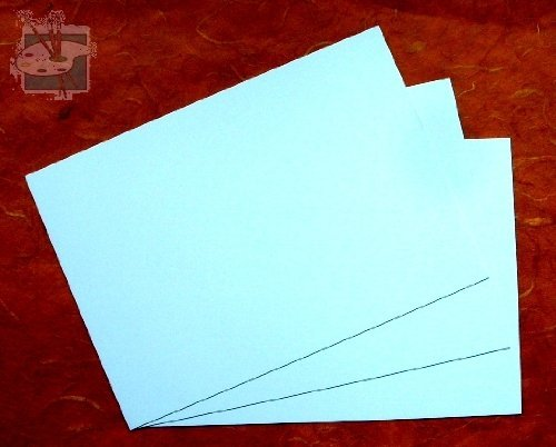 Encaustic Malkarten in DIN A5 25 Stück