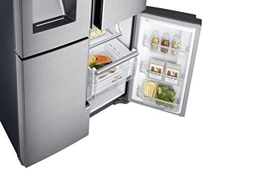 Side By Side Kühlschrank Ratenzahlung : Samsung rf56j9041sreg side by side a 369 kwhjahr