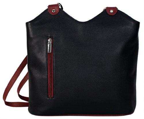 multifunktions-tasche-mit-vielen-tragevariationen-schwarz-rot-rindleder