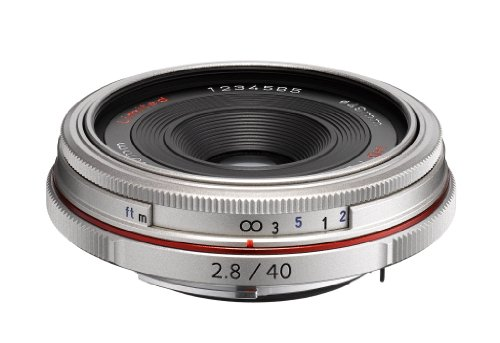 Compare Prices for Pentax HD DA Limited 40mm F2.8 Lens – Silver Discount