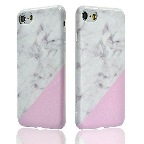 hulle-fur-iphone-7iphone-7-marmor-case-coversunroyal-kreative-retro-elegant-rosa-weiss-kristall-gran