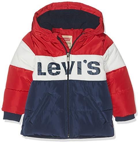 Levi's Kids, RAINCOAT NM41004 NM41004, Bébé garçon, Bleu (Dark Blue 48), 9-12 mois (Taille fabricant:12M)