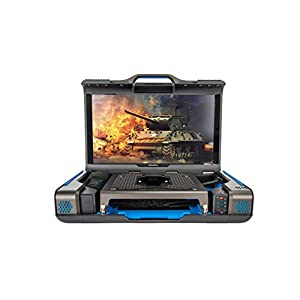 GAEMS Guardian Pro Xp Ultimate Gaming Environment fur PS4, PRO, Xbox One S. Xbox One X, ATX PC(Konsole nicht im Lieferumfang inbegriffen)