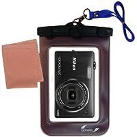Pochette de protection waterproof pour le Nikon Coolpix S5200