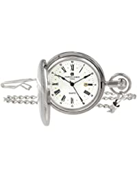 Charles-Hubert Paris Quartz Pocket Watch
