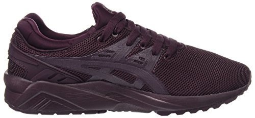 Asics Gel Kayano Trainer Evo, Sneakers Basses Mixte Adulte Rouge (Rioja Red/Rioja Red)