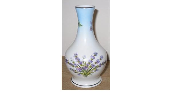 Royal Worcester Palissy Sweet Lavender Bud Vase Amazon