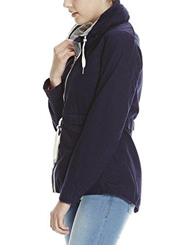 Bench Damen Jacke Casual Cotton Jacket Blau (Maritime Blue BL193)