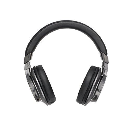 Audio-Technica ATH-AR5BTBK Hochauflösender, drahtloser Over-Ear-Kopfhörer Schwarz - 4