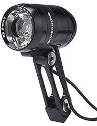 Supernova E3 E-Bike V1260 Frontlicht schwarz 2016 Batteriebeleuchtung vorne