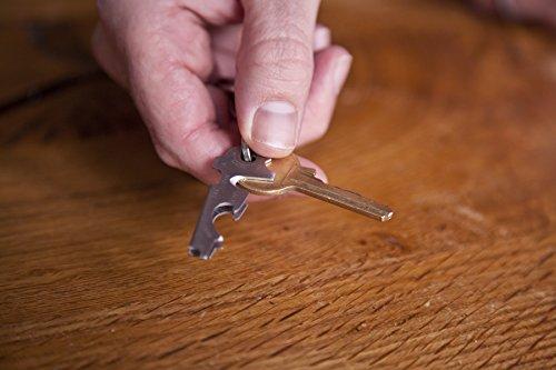 Hand - Bund - Universal Werkzeug am Schlüsselbund - Schlüsselwerkzeug kaufen - Schlüsselbund Werkzeug kaufen - Mini Werkzeug kaufen