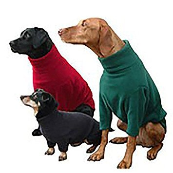 Hotterdog Fleece Dog Jumper by Hotterdog