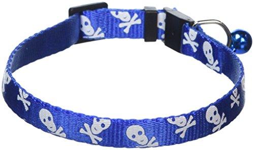 Trixie Kitten Collar, Collare per Gatti, Nylon, Colori assortiti, 1 pezzo